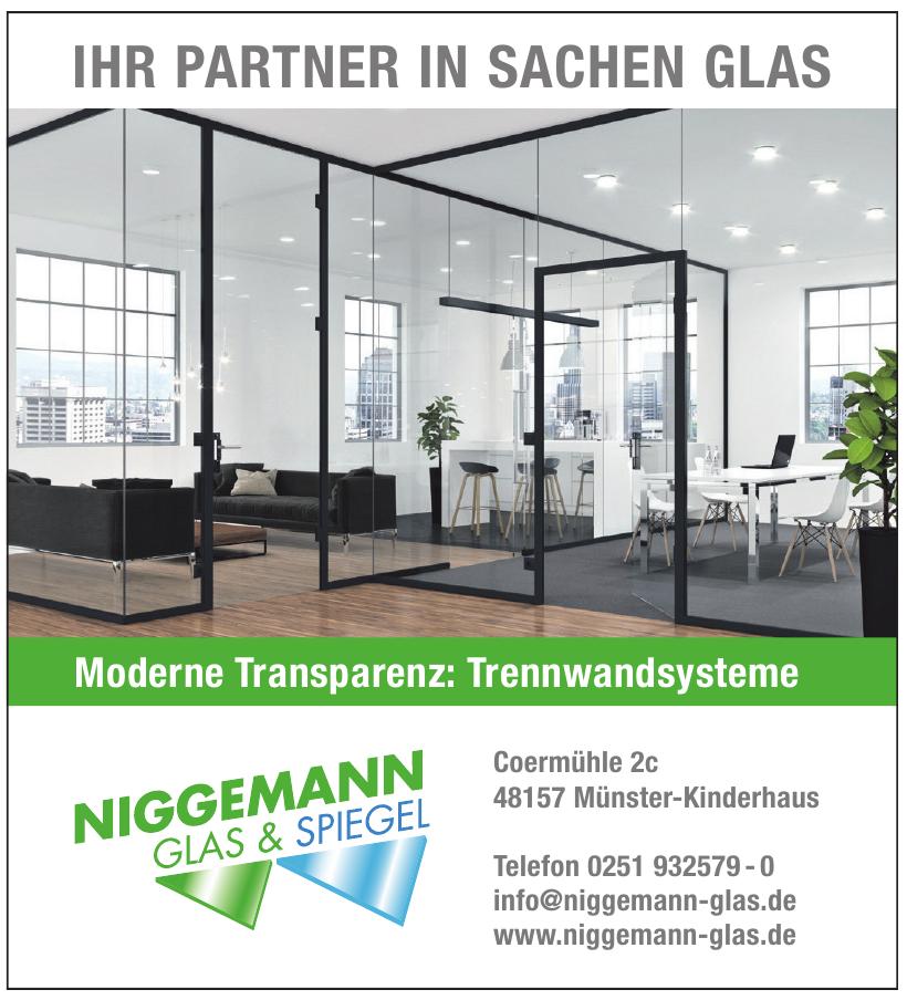 Niggemann Glas & Spiegel