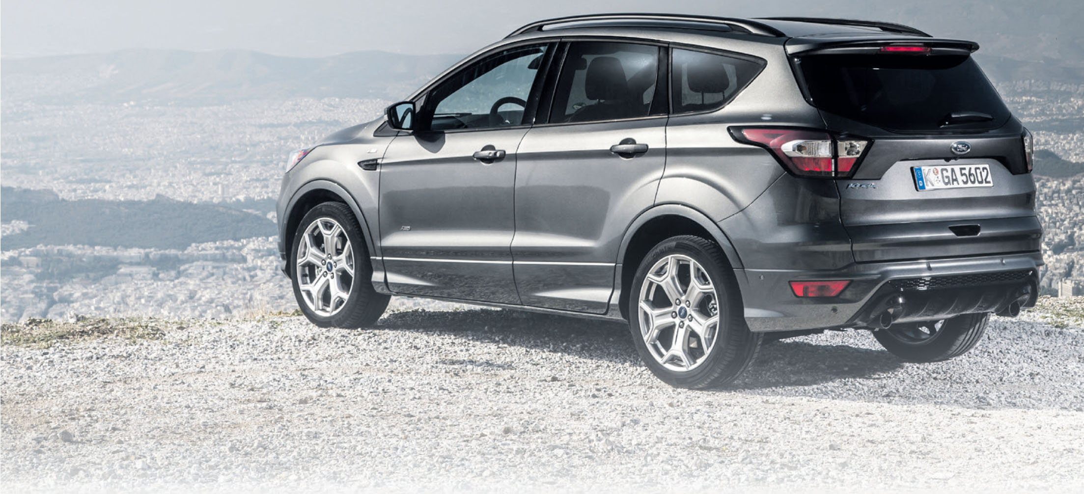 FORD KUGA TREND © FORD