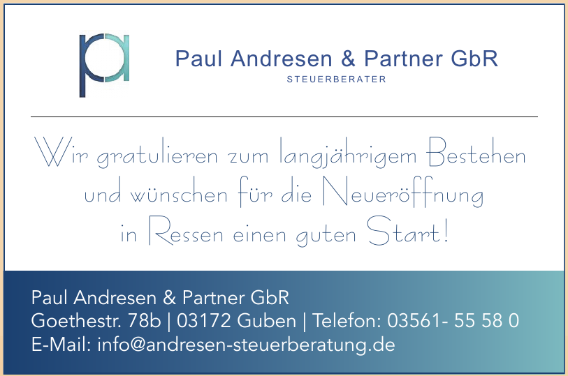 Paul Andresen & Partner GbR