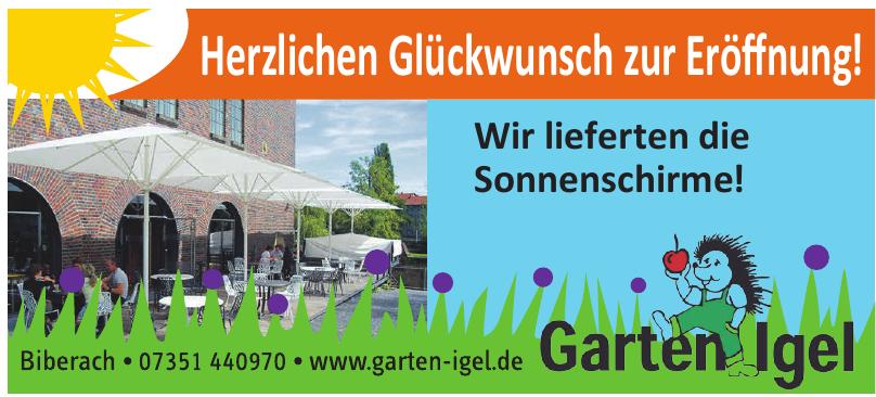 Garten Igel