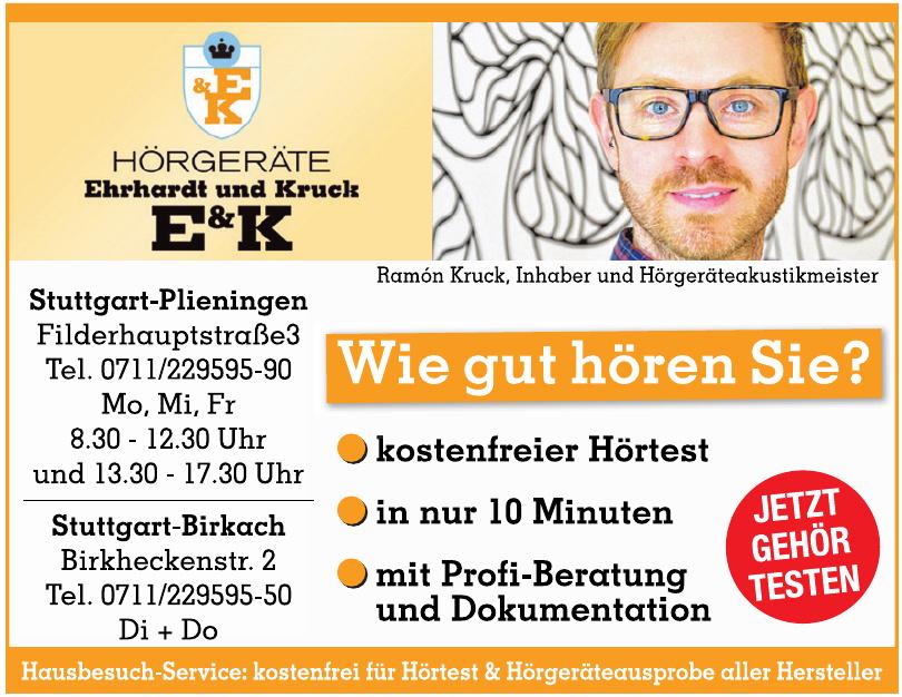 E & K Ehrhardt und Kruck Hörgeräte