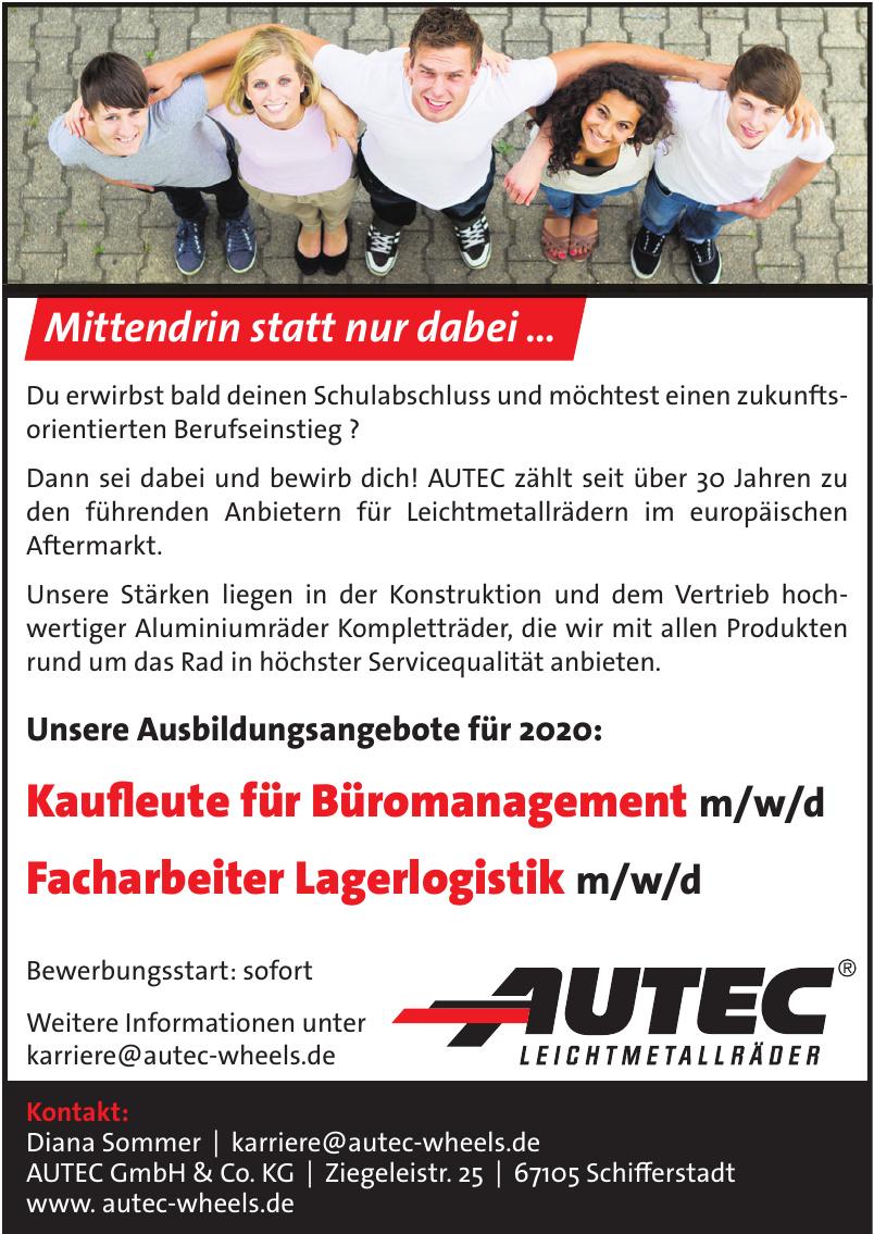 AUTEC GmbH&Co. KG