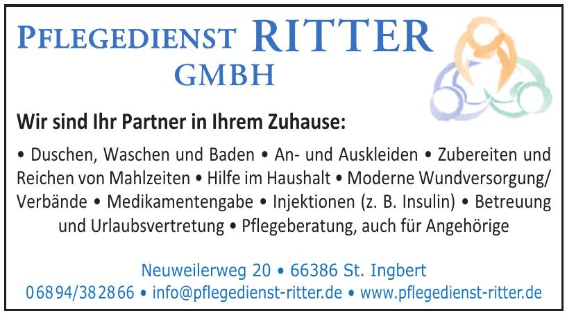 Pflegedienst Ritter GmbH