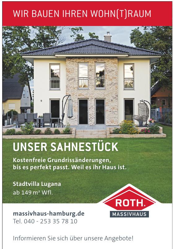 Massivhaus Roth