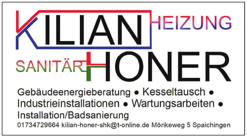 Kilian Honer