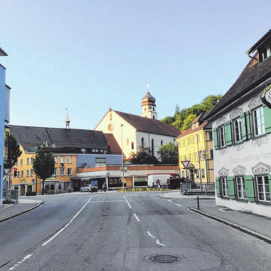 Mit der Ausstellung zum 500-jährigen Jubiläum der St. Martins Kirche und dem dazugehörigen großen Rahmenprogramm, den regelmässig stattfindenden Stadtführungen und den abwechslungsreichen Standkonzerten bietet Leutkirch auch in diesem Jahr wieder viel Unterhaltung für Jung und Alt. Fotos: C.Notz/P.Müller