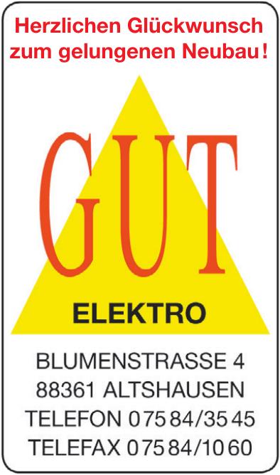 Gut Elektro