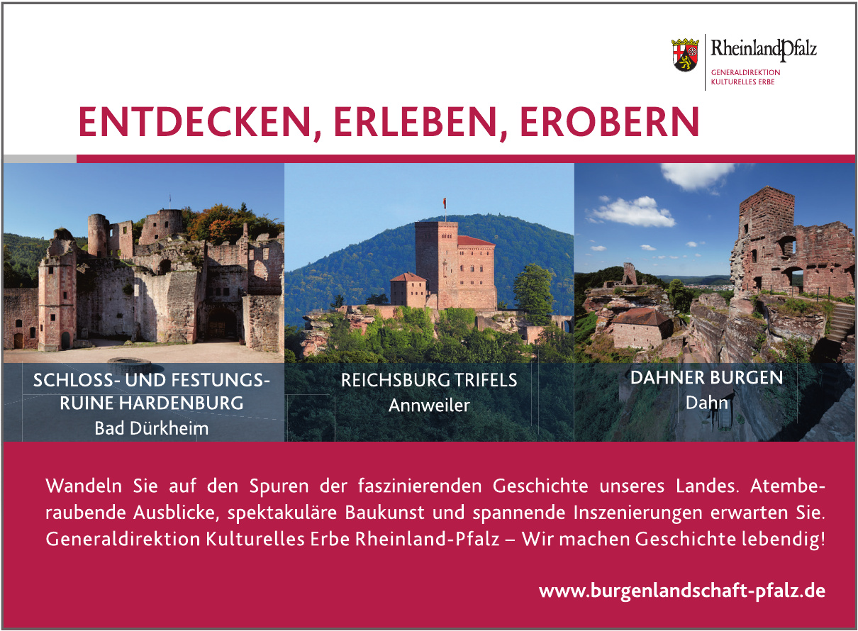 Rheinlandpfalz Generaldirektion Kulturelles Erbe