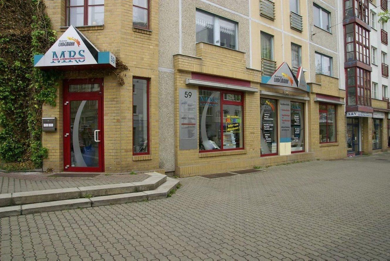 In der MRS-Servicezentrale in der halleschen Geiststraße werden die Kunden individuell und kompetent beraten. FOTO: MZ-ARCHIV/W. ZERFASS