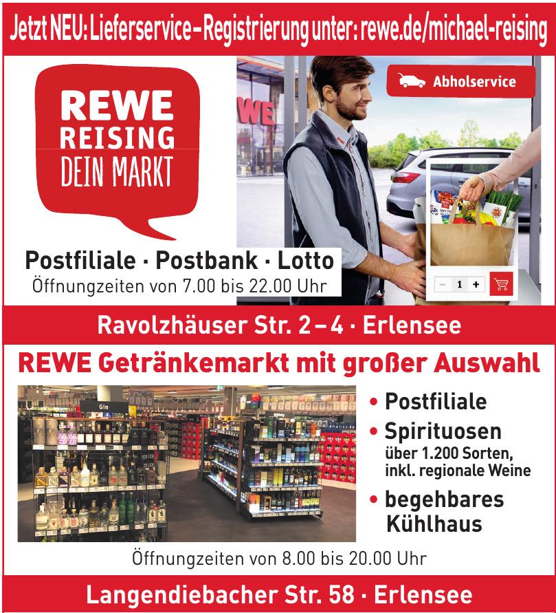 REWE Reising Markt
