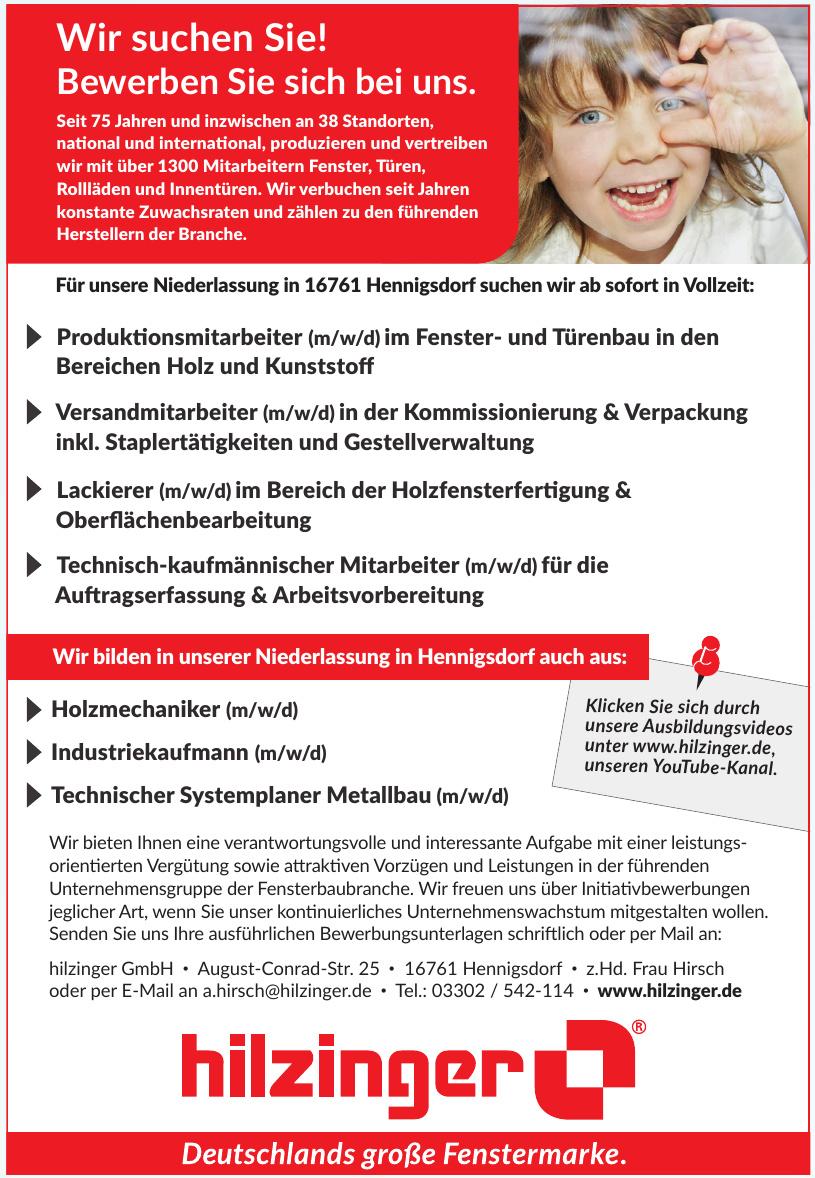hilzinger GmbH