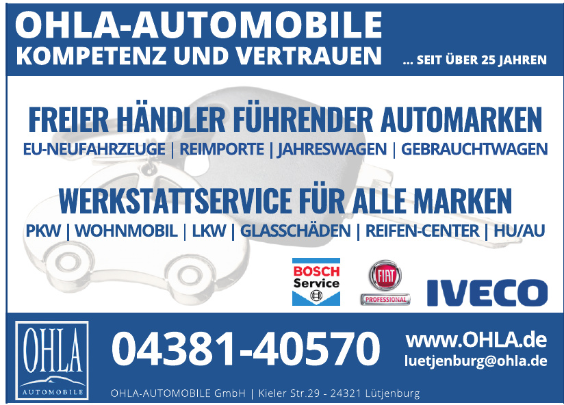 Ohla Automobile GmbH