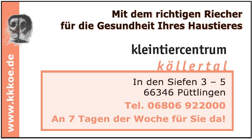 Kleintiercentrum Köllertal