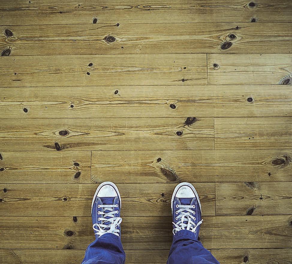 Fußböden sind verschiedenen Belastungen ausgesetzt. Foto: Pixabay.de
