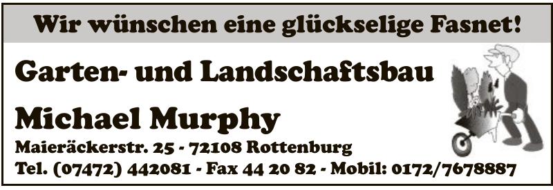 Garten- und Landschaftsbau Michael Murphy