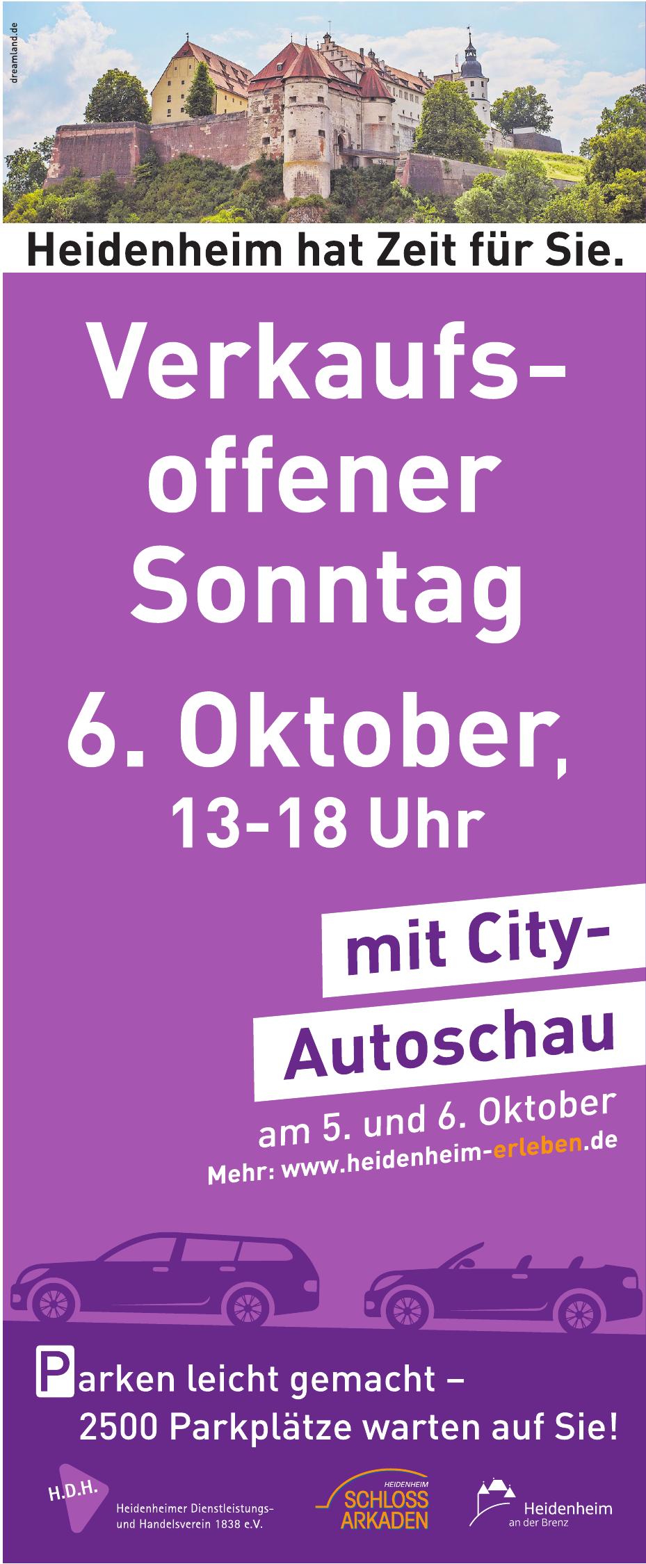 City-Autoschau