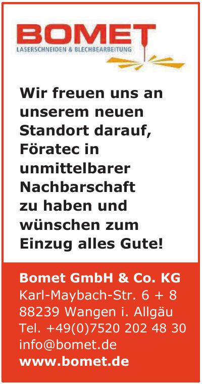 Bomet GmbH & Co. KG