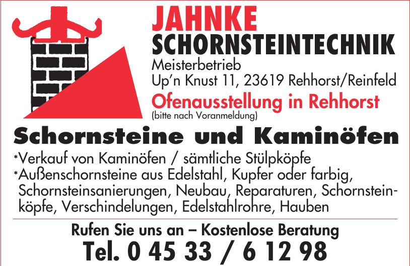 Jahnke Schornsteintechnik