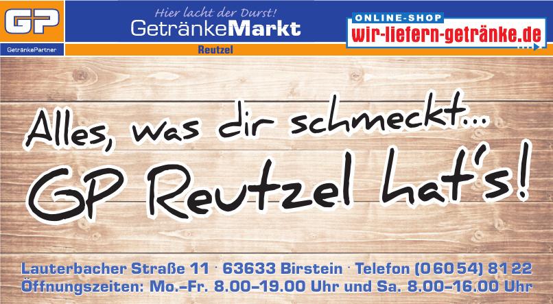 GP Reutzel