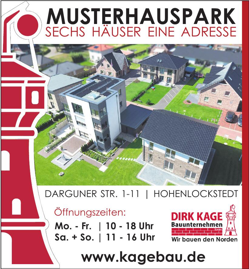 Bauunternehmen Dirk Kage GmbH