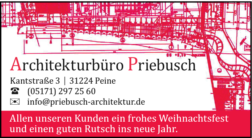 Architekturbüro Priebusch