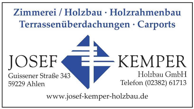 Josef Kemper Holzbau GmbH