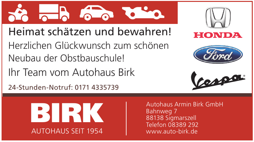 Autohaus Armin Birk GmbH