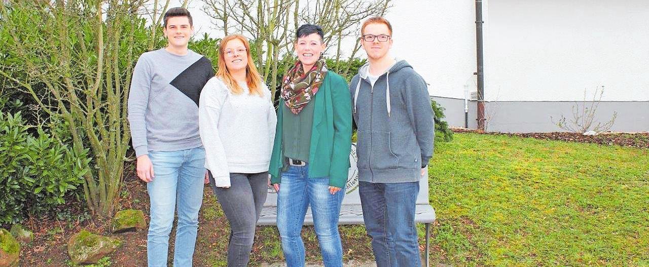 Wollen für die Bürger da sein: die Azubis der VG Bruchmühlbach-Miesau. FOTO: FREI