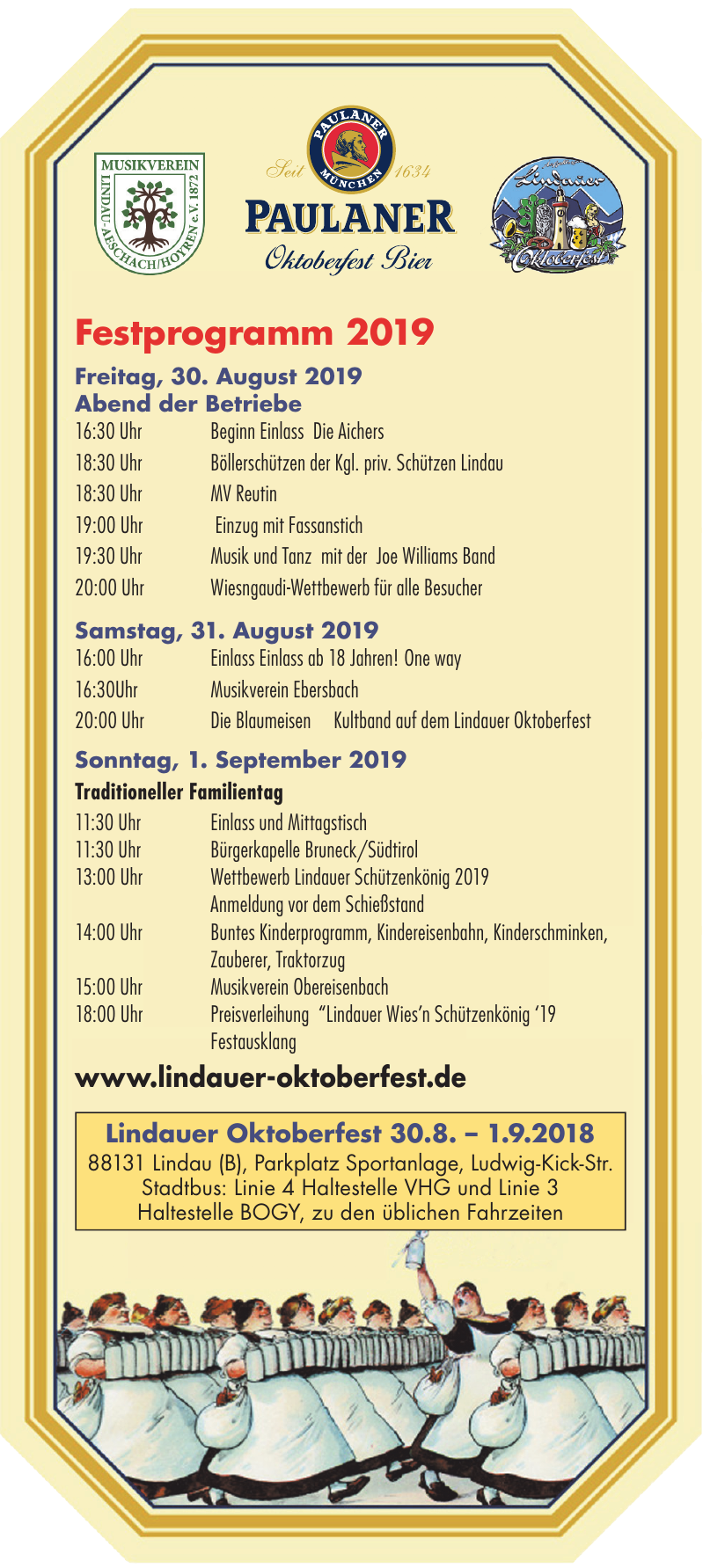 Lindauer Oktoberfest