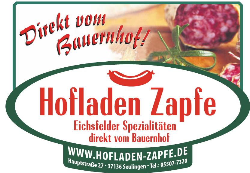 Hofladen Zapfe