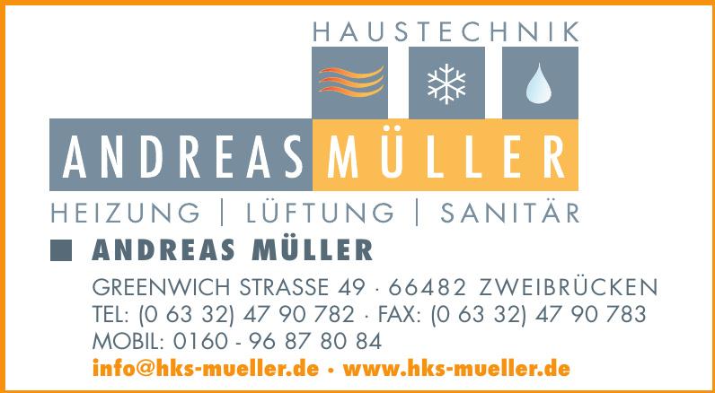 Haustechnik Andreas Müller