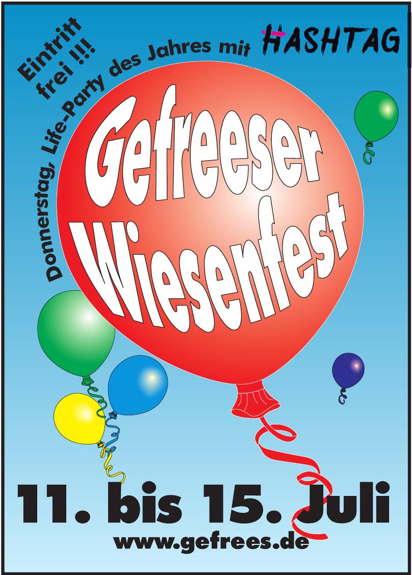 Gefreeser Wiesenfest