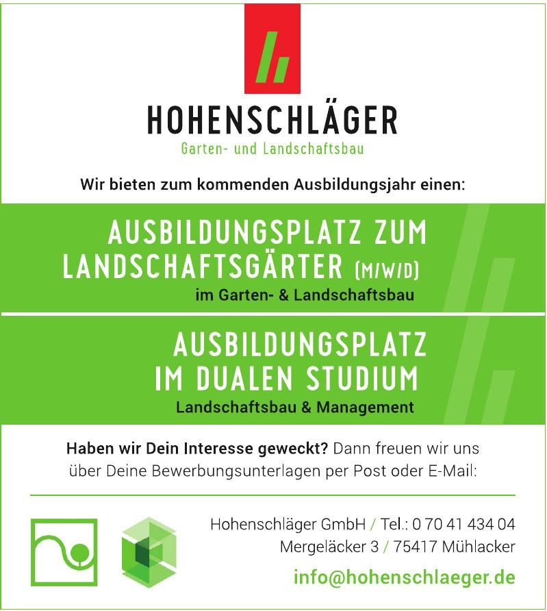 Hohenschläger GmbH