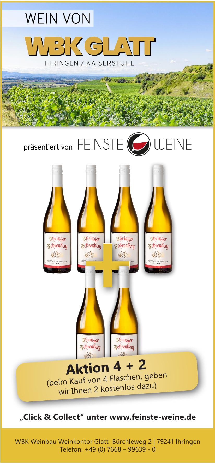 WBK Weinbau Weinkontor Glatt