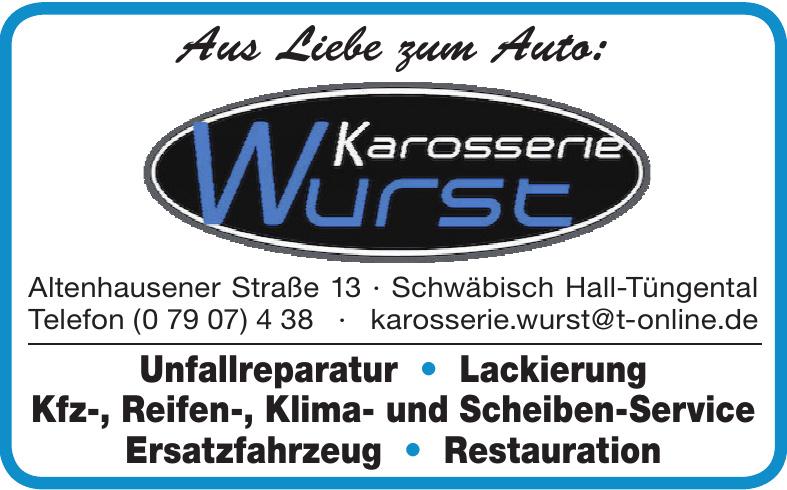Karosserie Wurst