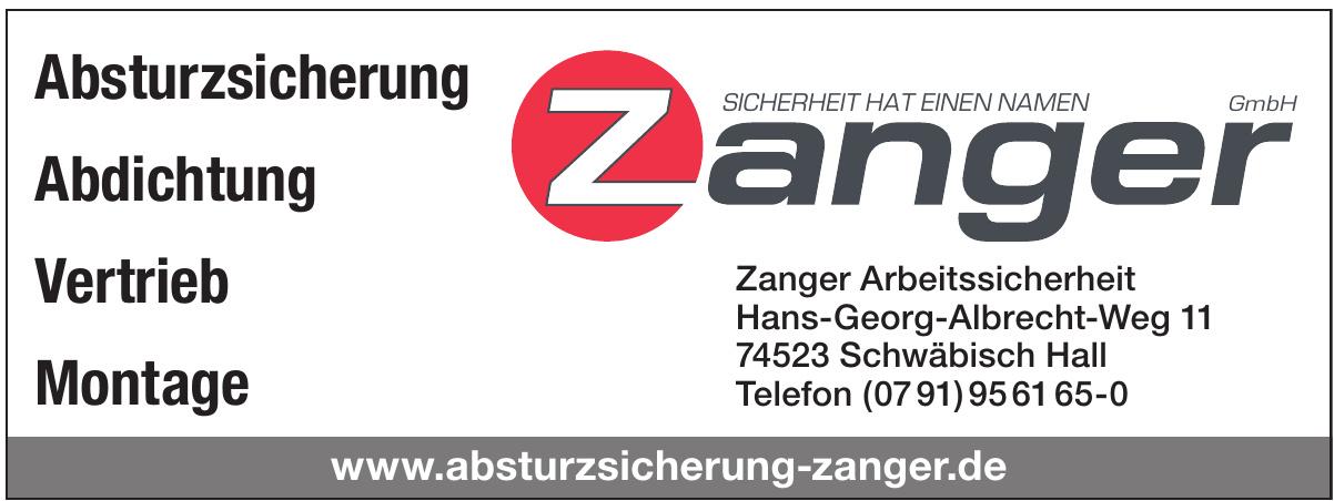 Zanger GmbH