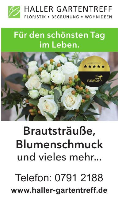 Haller Gartentreff GmbH & Co. KG