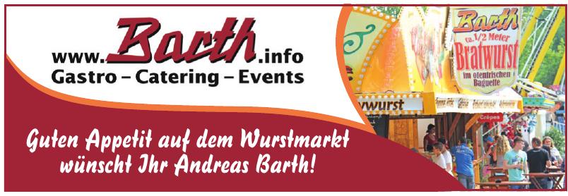 Barth Gastro-Catering-Events