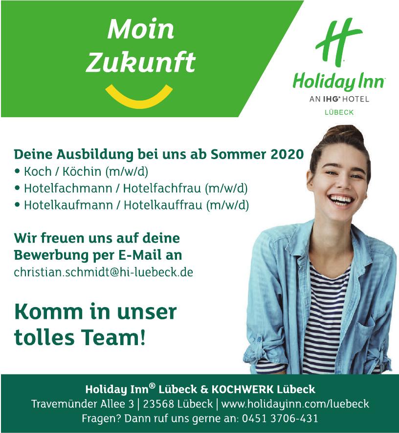 Holiday Inn Lübeck & Kochwerk Lübeck