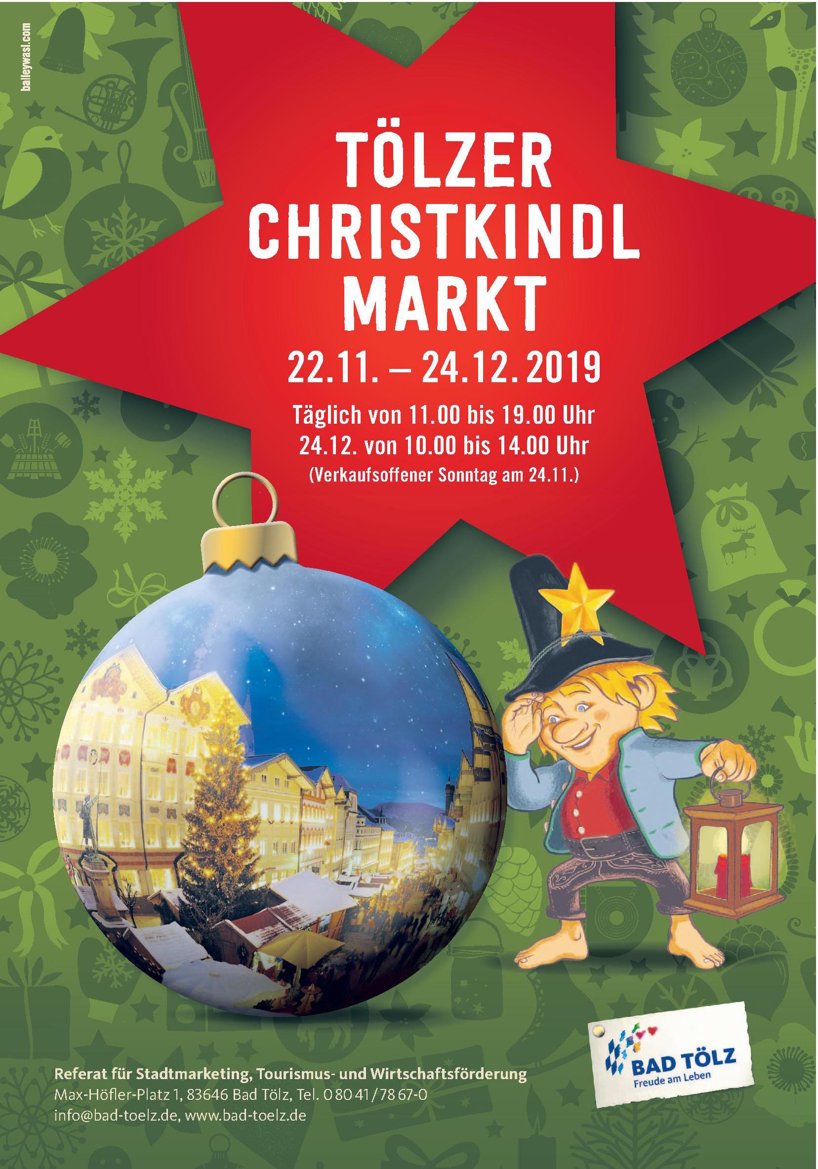 Tölzer Christkindl Markt