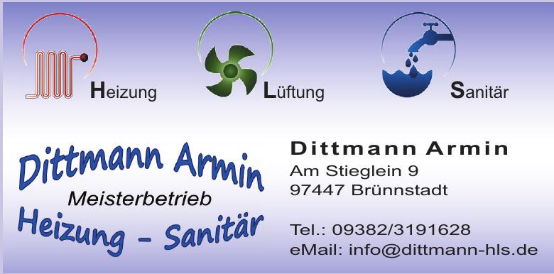 Dittmann Armin