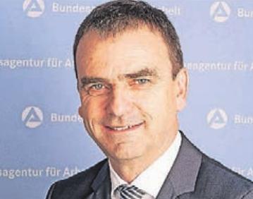 Martin Klebe, Chef der Arbeitsagentur Wuppertal-Solingen