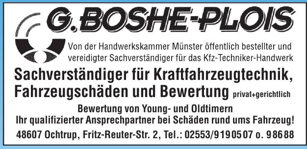 G. Boshe-Plois