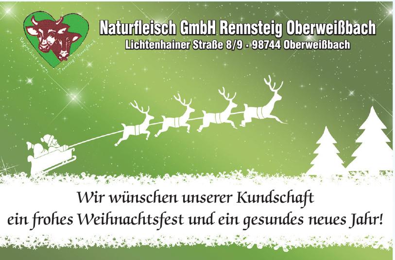 Naturfleisch GmbH Rennsteig Oberweißbach