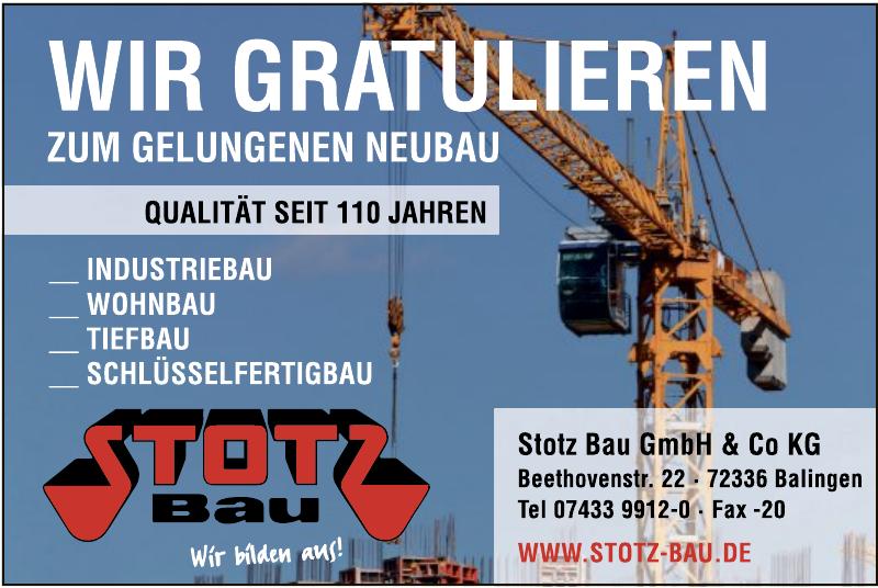 Stotz Bau GmbH & Co KG