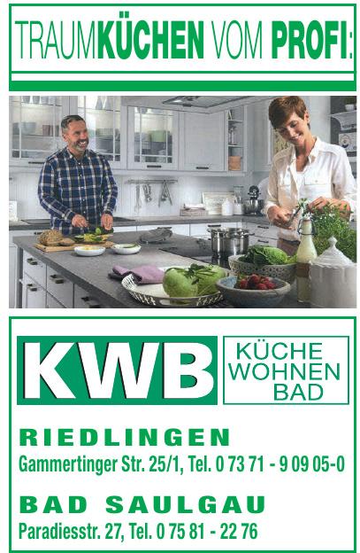 KWB Küche Wohnen Bad