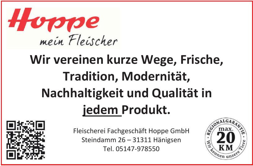 Fleischerei Fachgeschäft Hoppe GmbH