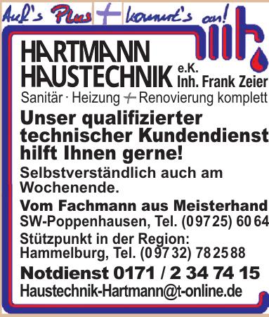 Haustechnik Hartmann