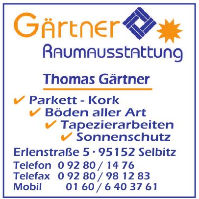 Thomas Gärtner