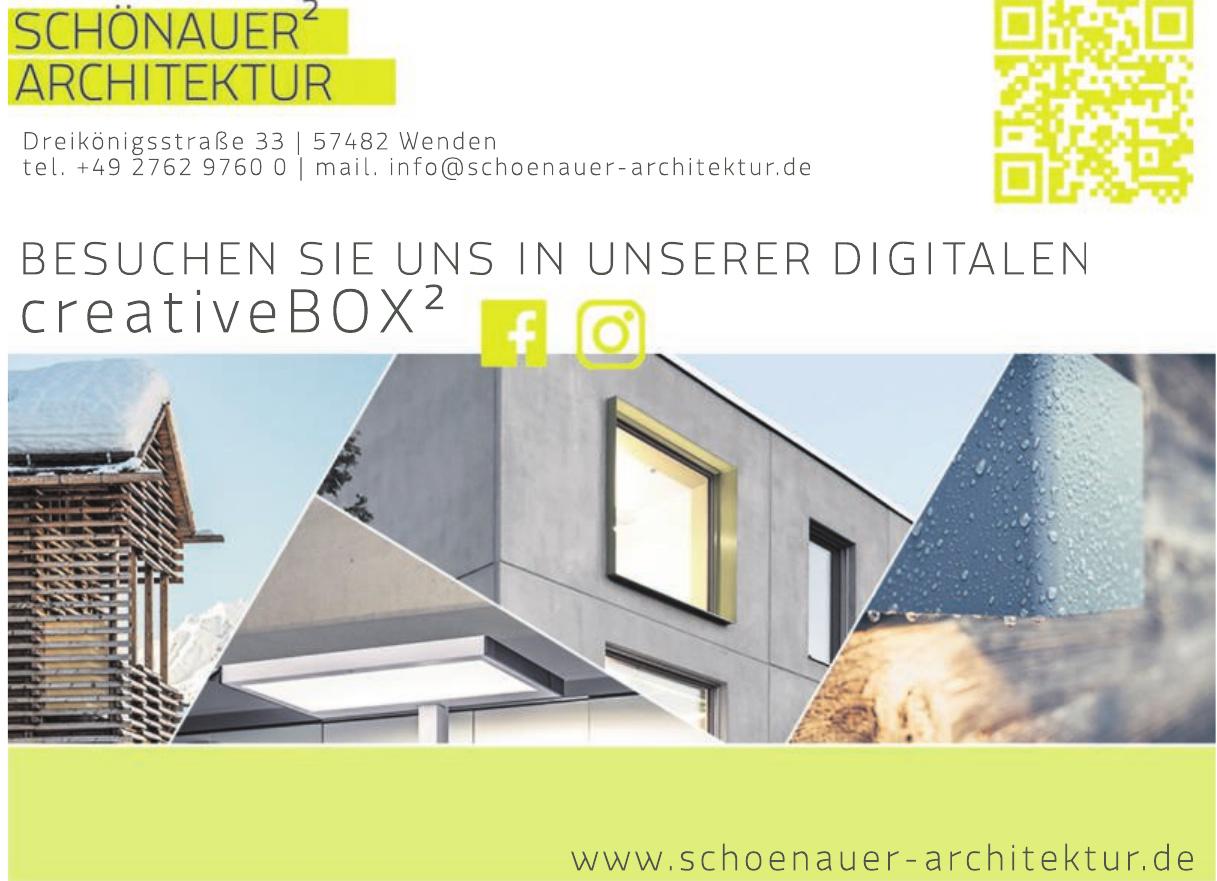 Schönauer² Architektur